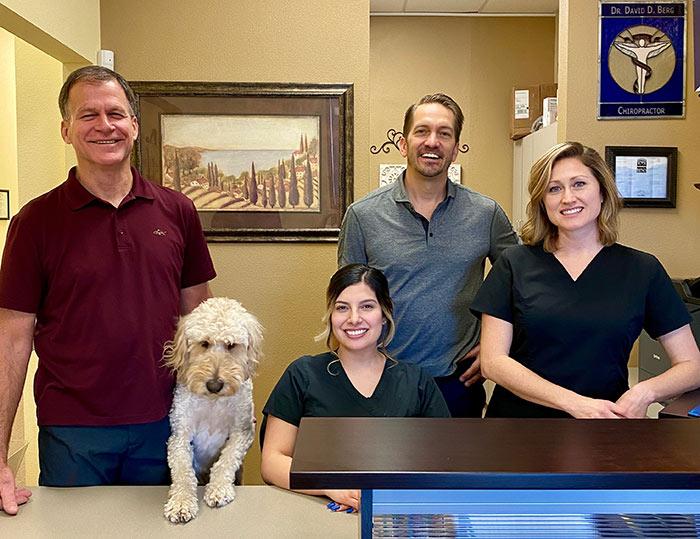 Chiropractor Reno NV David Berg and His Team